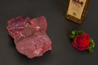Bœuf bourguignon: macreuse, collier